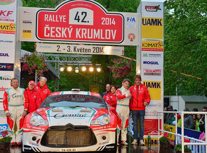 Citroën Racing Trophy CZ 2014